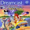 Disney Magical Racing Tour Dreamcast Game