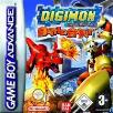 Digimon Battle Spirit GBA Game