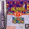 Dr Mario and Puzzle League double pack GBA Game