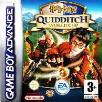 Harry Potter Quidditch World Cup GBA Game