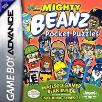 Mighty Beanz Pocket Puzzles GBA Game