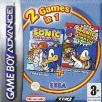 Sonic Advance and Pinball double pack GBA Game