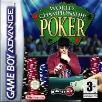 World Championship Poker GBA Game