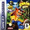 Crash Bandicoot XS GBA Game