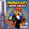 Mario Kart Super Circuit GBA Game