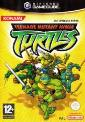 Teenage Mutant Ninja Turtles GameCube Game