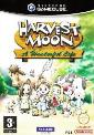 Harvest Moon a Wonderful Life GameCube Game