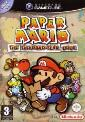Paper Mario the Thousand Year Door GameCube Game