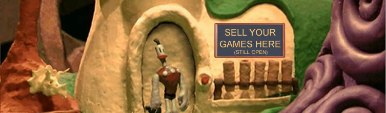 Sell your games here