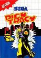 Dick Tracy Master System Game