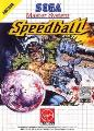 Speedball Master System Game
