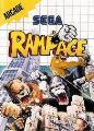 Rampage Master System Game