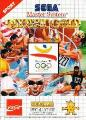 Olympic Gold Barcelona 92 Master System Game