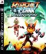Ratchet and Clank a Crack in Time PS3 Game