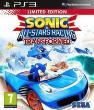 Sonic and All Stars Racing Transformed PS3 Game
