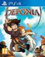Deponia PS4 Game