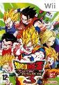 Dragon Ball Z Budokai Tenkaichi 3 Wii Game