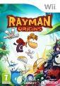 Rayman Origins Wii Game
