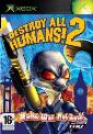Destroy All Humans 2 XBox Game